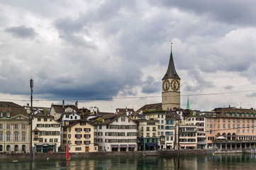 St. Peter church, Zürich