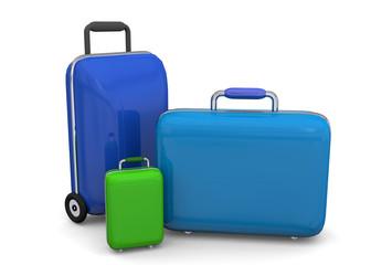 Suitcase - 3D