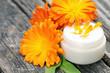 Ringelblumensalbe mit Ringelblumen - 65999022
