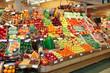 Shelf with fruits on a farm market - 66000003