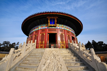 Temple of Heaven (Tian Tan) in Beijing