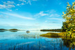 canvas print picture - Inari-See