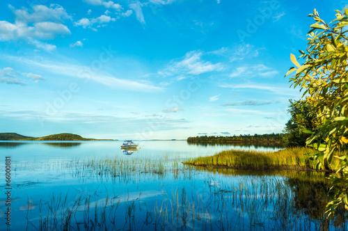 canvas print picture Inari-See