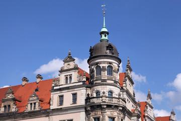 die innere Altstadt von Dresden