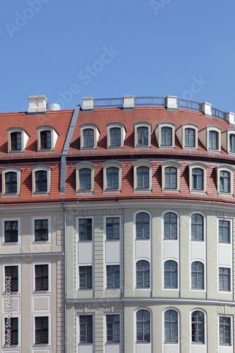 Stadthaus in Dresden