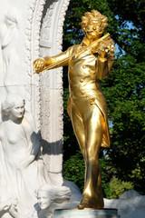 Johann Strauß Denkmal Wien