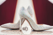 Wedding-ring and woomen shoes acute coe - 66003482