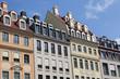 Stadthäuser aus der Gründerzeit in Dresden