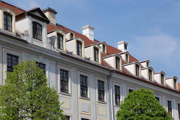 Stadthaus in Dresden aus der Gründerzeit