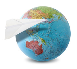paper aeroplane world