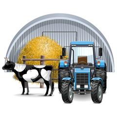 Vector Farm Concept