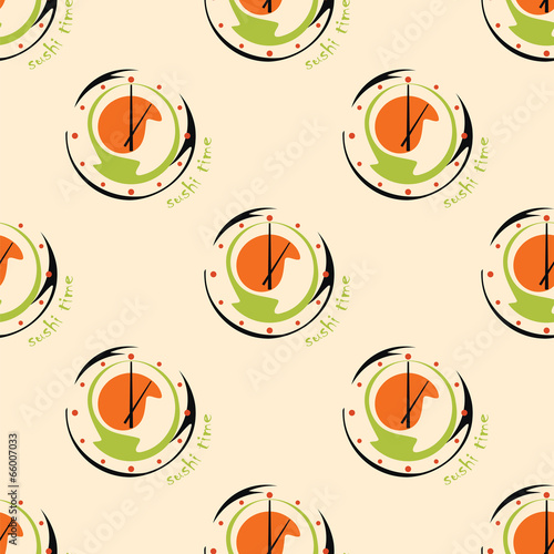 Fototapeta seamless pattern