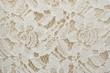 Flower lace pattern. - 66010413