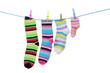 striped socks - 66010865