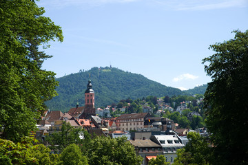 Stiftskirche - Baden-Baden
