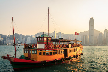 Tourism Boat