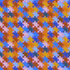 Various sizes puzzle