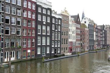 Häuser in Amsterdam 1