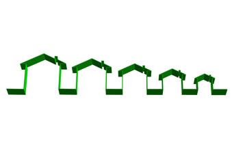 yeşil ev tasarımları