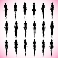 Runway women