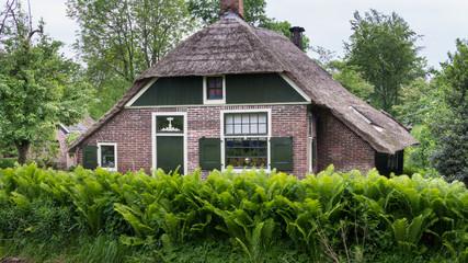 Cozy little cottage in Giethoorn Netherland