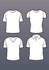 T-shirt styles