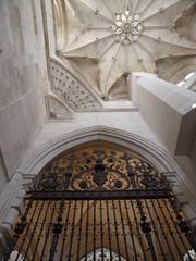 Interior de la Catedral de Burgos