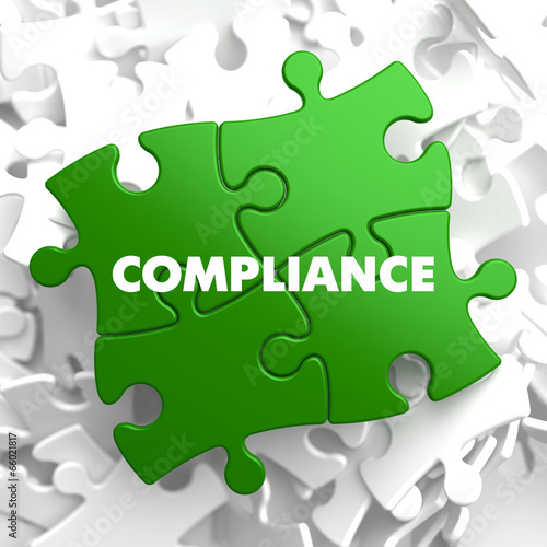 Compliance on Green Puzzle. - 66021817