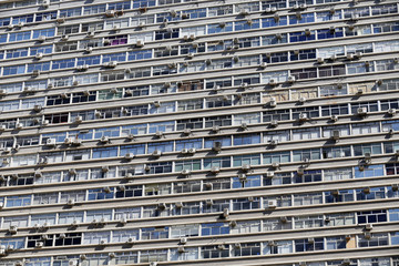 building in sao paulo, brazil