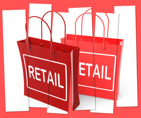 Retail Shopping Bags Show  Commercial Sales and Commerce