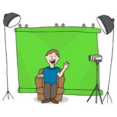 Video Studio Session