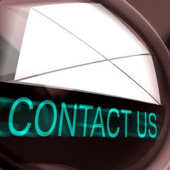 Contact Us Postage Means Feedback And Discussing