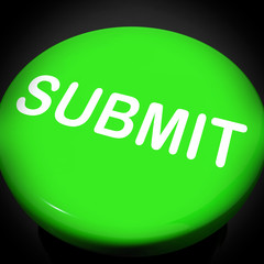Submit Switch Shows Submitting Submission Or Application
