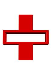 arka plan hastane işareti