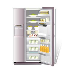 GII0003_07 쇼핑아이콘 냉장고