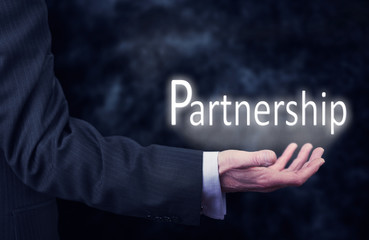 Partnership Concept.