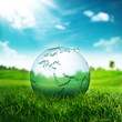 Clear Earth Concept. Abstract environmental backgrounds for your