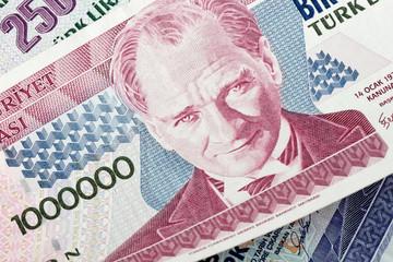 Old Turkish Money