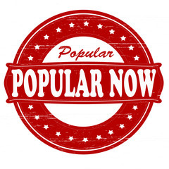Popular now