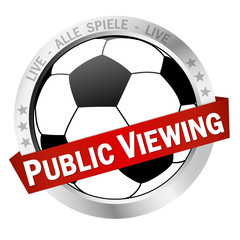 Button - PUBLIC VIEWING