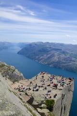 Preikestolen and Lysefjord 059