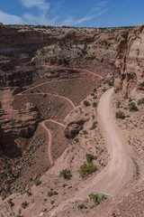 Shafer switchbacks