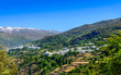 Pampaneira and Capileria Villages in the Alpujarras Spain
