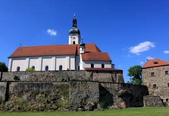 Stadtpfarrkirche in Bad Kötzting