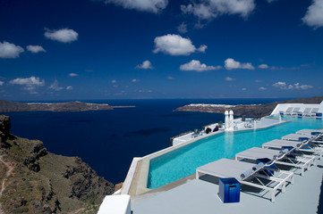 Insel Santorin - Griechenland
