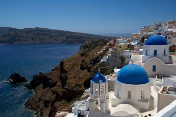 Insel Santorin - Griechenland - Stadt Oia