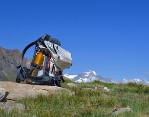 activité outdoor l'été dans les alpes