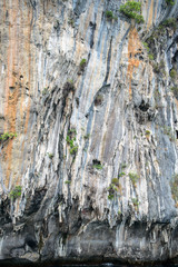 Rock island in southern of Thailand