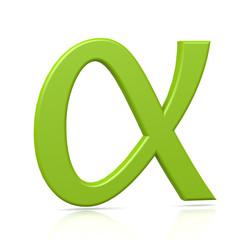Green alpha