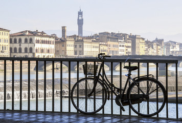 Firenze in bici